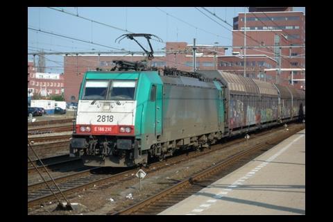 SNCB Logistics privatised | News | Railway Gazette International